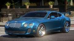 Bentley Continental GST