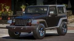 Jeep Wrangler PSI