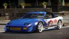 Nissan 240SX R-Tuned PJ1 pour GTA 4