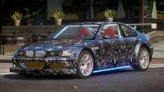 BMW M3 E46 GTR PJ6
