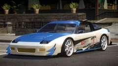 Nissan 240SX R-Tuned PJ3 pour GTA 4