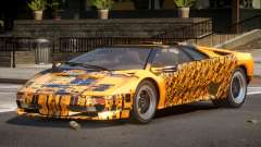 Lamborghini Diablo L-Tuned PJ6