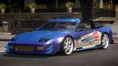 Nissan 240SX R-Tuned PJ4 pour GTA 4