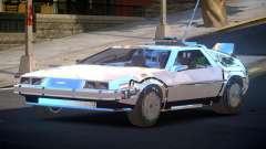DeLorean DMC12 Custom pour GTA 4