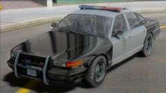 GTA V-ar Vapid Stanier Cop