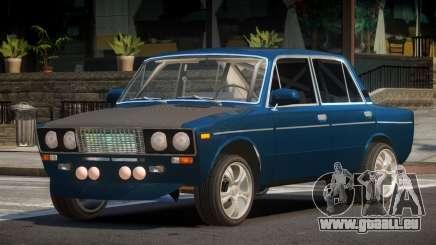 VAZ 2106 Custom pour GTA 4