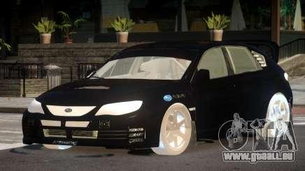 Subaru Impreza WRX RC pour GTA 4