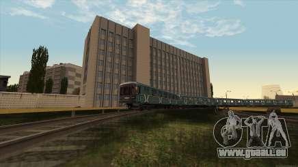 Metrovagon 81-717 (Anzahl) für GTA San Andreas