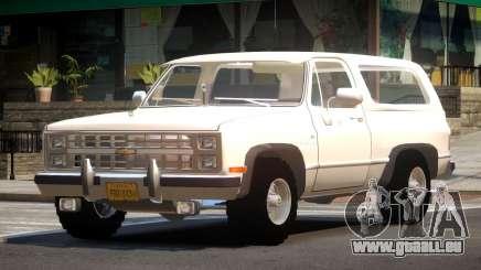 Chevrolet Blazer K5 OR pour GTA 4