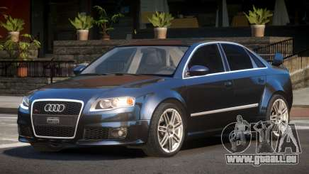Audi RS4 S-Tuning pour GTA 4