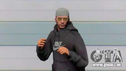 GTA Online Skin Ramdon N20 Male v2 pour GTA San Andreas