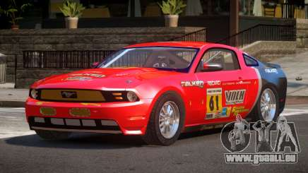 Ford Mustang R-Tuned PJ4 pour GTA 4