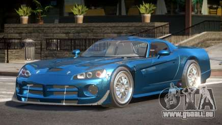 Dodge Viper BS pour GTA 4