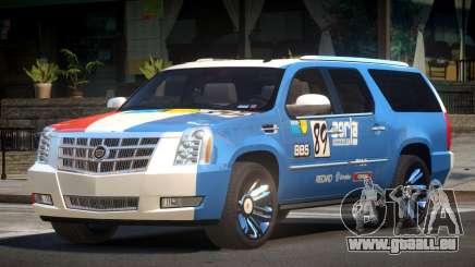 Cadillac Escalade SP PJ1 für GTA 4