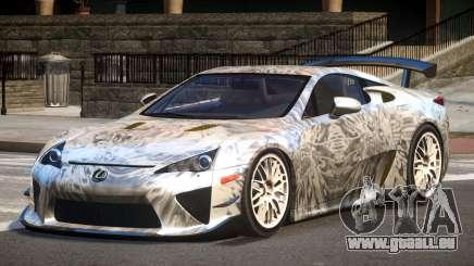 Lexus LFA RT PJ4 pour GTA 4
