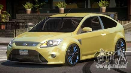 Ford Focus RS V6 pour GTA 4