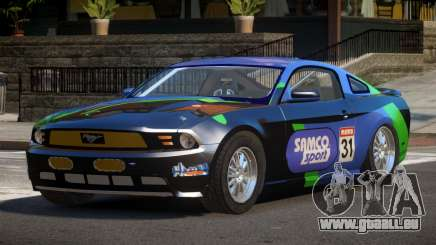 Ford Mustang R-Tuned PJ5 pour GTA 4