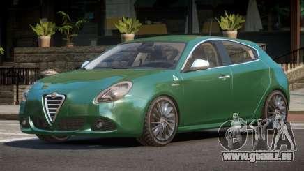 Alfa Romeo Giulietta RS pour GTA 4