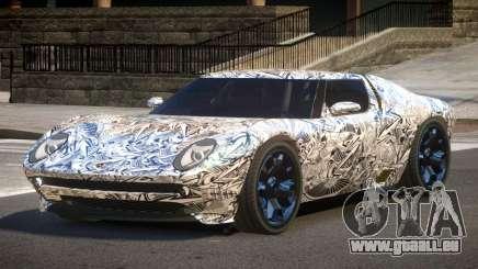 Lamborghini Miura SC PJ4 für GTA 4