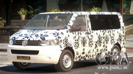 Volkswagen Transporter T5 MS PJ5 für GTA 4