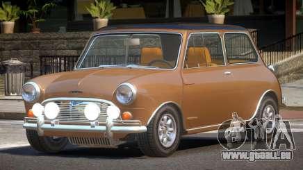 Mini Cooper SR pour GTA 4