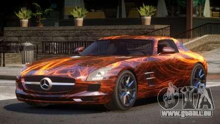 Mercedes Benz SLS AMG GS PJ1 für GTA 4