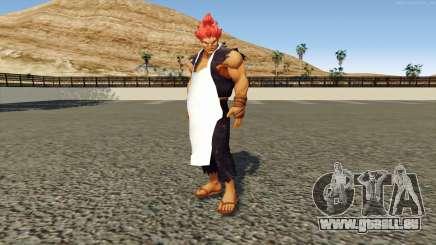 Akuma Gouki Chef De Tekken 7 pour GTA San Andreas