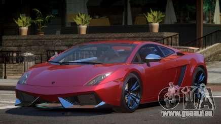Lamborghini Gallardo GST pour GTA 4