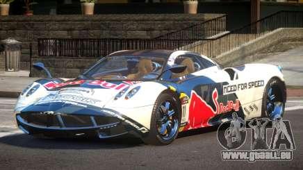 Pagani Huayra BS PJ1 für GTA 4