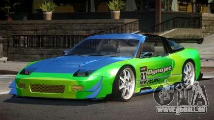 Nissan 240SX R-Tuned PJ6 für GTA 4