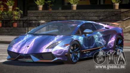 Lamborghini Gallardo GST PJ2 pour GTA 4
