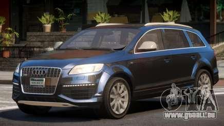 Audi Q7 V12 GST pour GTA 4