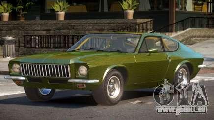 1978 Puma GTB PJ4 für GTA 4