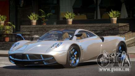 Pagani Huayra BS für GTA 4