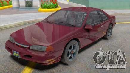 GTA V-style Cheval Cadrona v.2 (IVF) pour GTA San Andreas