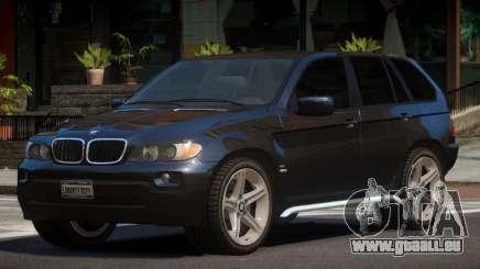 BMW X5 E53 für GTA 4