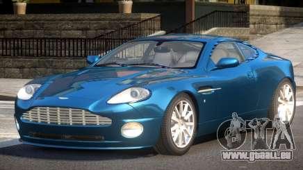 Aston Martin Vanquish GT für GTA 4