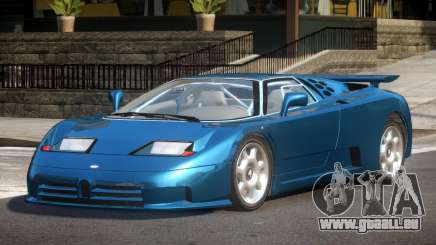 1992 Bugatti EB110 pour GTA 4
