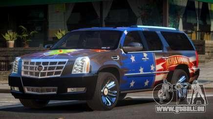 Cadillac Escalade SP PJ5 für GTA 4