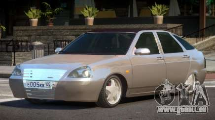 Lada Priora 2170 HK pour GTA 4