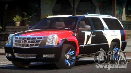 Cadillac Escalade SP PJ6 für GTA 4
