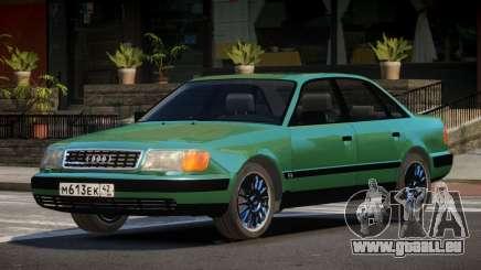 1991 Audi 100 pour GTA 4
