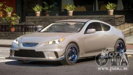Hyundai Genesis TR für GTA 4