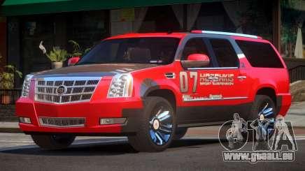 Cadillac Escalade SP PJ2 für GTA 4