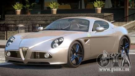 Alfa Romeo 8C GST für GTA 4