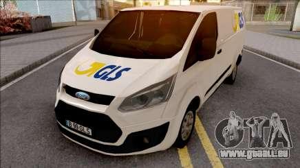 Ford Transit Lite 2016 GLS Courier für GTA San Andreas