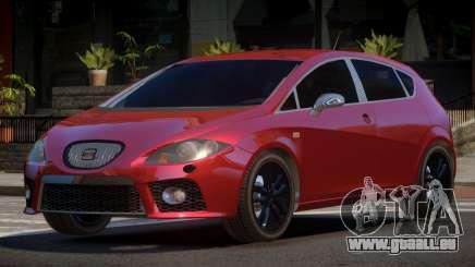 Seat Leon LS pour GTA 4