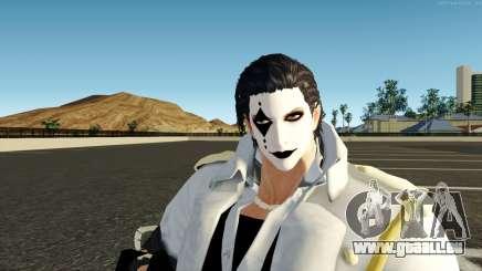 Claudio Serafino Tekken 7 Maquillage pour GTA San Andreas