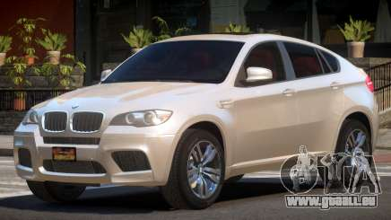 BMW X6M NR pour GTA 4
