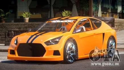 Vapid Flash GT PJ1 für GTA 4
